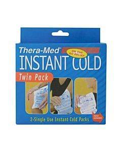 Carex Health Brands Instant Cold Twin Pack (carex) 6x8 Part No.tmf10200