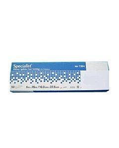 """Specialist Extra-fast Plaster Splint 4"""" X 15"""" Part No. 7394 (50/box)"""