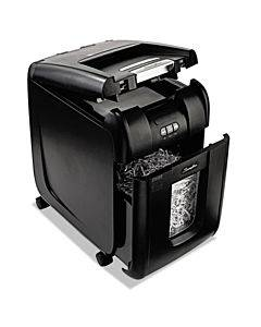 Stack-and-shred 230xl Auto Feed Super Cross-cut Shredder Value Pack, 230 Sheets