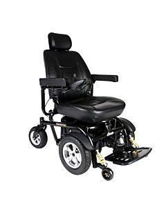"Trident Hd Heavy Duty Power Wheelchair, 24"" Seat"
