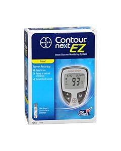 Contour Next Ez Meter Kit Not Pump Compatible Part No. 7252 (1/ea)
