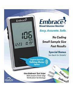 Embrace No Code Talking Meter Part No. 01ab0200-b (1/ea)