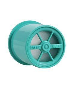 Passy-muir Trach & Ventilator Speaking Valve,aqua Part No. Pmv007 (1/ea)