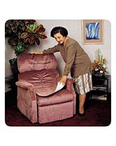 "Waterproof Chair Pad 21"" X 22"" Part No. A2122/bl1 (1/ea)"