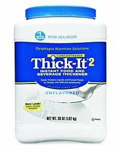 Thick-it Concentrated Instant Food Thickener 36 Oz. Part No. J587-c6800 (1/ea)