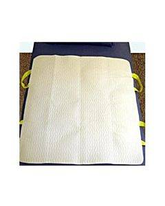 """Safetysure Movease Underpad With Handles Standard Size, 36"""" L X 34"""" W, 3-ply Fabric Part No. 990 (1/ea)"""
