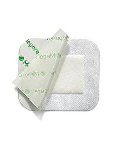 """Mepore Adhesive Absorbent Dressing 2.5"""" X 3"""" Part No. 670800 (60/box)"""