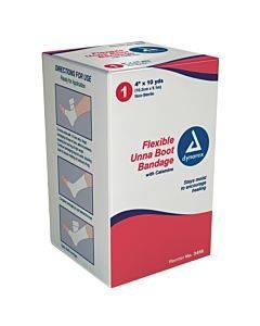 Dynarex  Unna Paste Bandage 4  X 10 W/calamine Part No.3456
