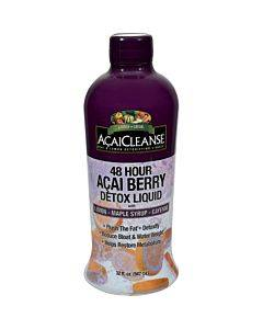 Garden Greens Acaicleanse 48-hour Acai Berry Detox - 32 Fl Oz