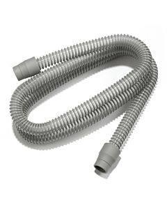 8' Cpap Tubing, Grey, Standard Cuff Part No. Dsa096gy-bg (1/ea)