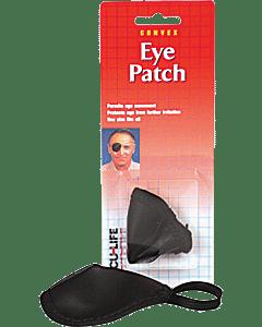 Acu-life Vinyl Eye Patch Universal, Black Part No. 400013 (1/ea)