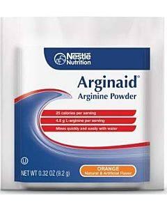 Arginaid Arginine-intensive Orange Flavor Powdered Mix 9.2g Packet Part No. 35983000 (1/ea)