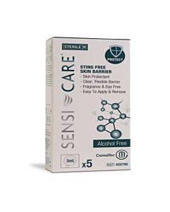 Sensi-care Sting Free Protective Skin Barrier Foam Applicator 3 Ml Part No. 420795 (5/box)