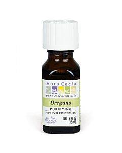 Aura Cacia - Essential Oil - Oregano - 0.5 Fl Oz.