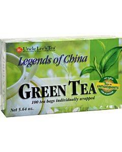 Uncle Lee's Legends Of China Green Tea - 100 Tea Bags