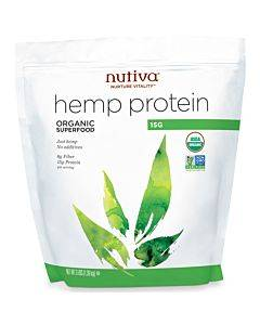 Nutiva Organic Hemp Protein - 3 Lbs