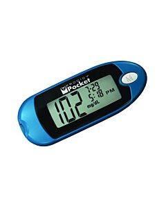 Prodigy Diabetes Care  Prodigy Pocket Meter Kit Blue Part No.50362b