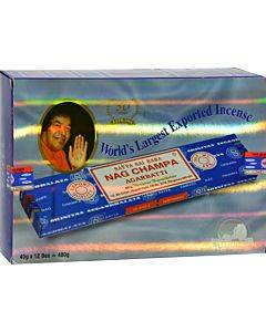 Sai Baba Nag Champa Agarbatti Incense - 40 G - Case Of 12
