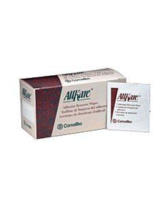 Allkare Adhesive Remover Wipe (50 Count) Part No. 037436 (50/box)