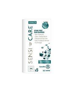Sensi-care Sting Free Protective Skin Barrier Foam Applicator 1 Ml Part No. 420793 (5/box)