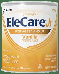 Elecare Jr., Vanilla, 14.1 Oz. Can Part No. 56585 (1/ea)