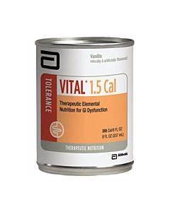 Vital Peptide 1.5 Cal, Vanilla, 8 Fl Oz. Reclosable Carton Part No. 66236 (1/ea)