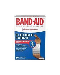 Band-aid Flexible Fabric Adhesive Bandage Part No. 004431 (30/box)