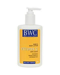 Beauty Without Cruelty Hand And Body Lotion Vitamin C Organic - 8.5 Fl Oz