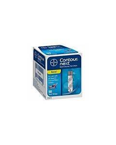 Contour Next Blood Glucose Test Strip (50 Count) Part No. 7311 (50/box)