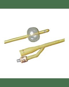Bardex Lubricath 2-way Foley Catheter 18 Fr 5 Cc Part No. 0165l18 (1/ea)