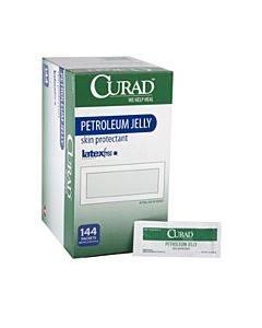 Curad Petroleum Jelly 5 G Foil Packet Part No. Cur005345 (144/box)