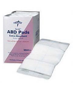 """Non-sterile Abdominal Pad Dressing 12"""" X 16"""" Part No. Non21457 (144/case)"""