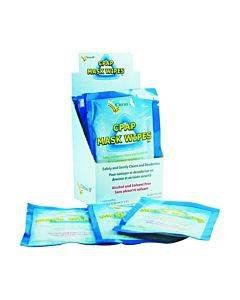 Beaumont Products    Cpap Mask Wipes Bx/12 (foil Packs) Part No.276372066