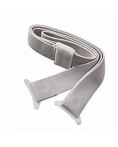 "Sensura Mio Belt Standard 1-1/4"" W X 51"" L, Latex-free, Gray Part No. 4237 (1/ea)"
