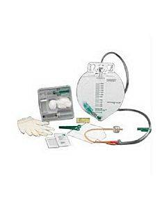 Bardex 100% Silicone Drain Bag Foley Catheter Tray 16 Fr 5 Cc Part No. 897216 (1/ea)
