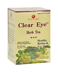 Health King Clear Eye Herb Tea - 20 Tea Bags