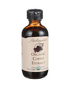 Flavorganics Organic Coffee Extract - 2 Oz