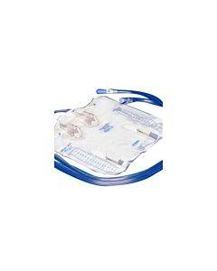 Dover Urinary Drainage Bag With Anti-reflux Device 4,000 Ml Part No. 6261 (1/ea)