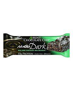 Nugo Nutrition Bar - Dark - Mint Chocolate Chip - 1.76 Oz - Case Of 12