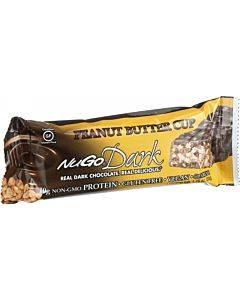 Nugo Nutrition Bar - Dark - Peanut Butter Cup - 1.76 Oz - Case Of 12