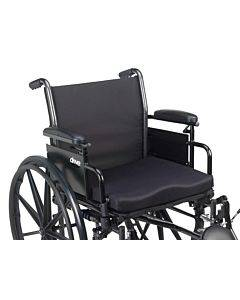 Drive Medical Molded Wheelchair Cushion General Use 16 X16 X2 Part No.14880