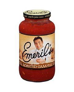 Emeril Garlic Sauce - Roasted - Case Of 6 - 25 Oz.