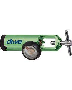Drive Medical Oxygen Regulator For D/e Tanks 0-8 Lpm  (cga870) Part No.18301g