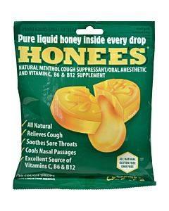 Honees Cough Drops - Extra Large - Menthol - 20 Count