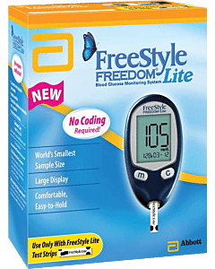 Freestyle Freedom Lite Meter Part No. 70914 (1/ea)
