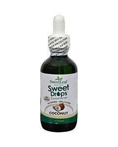 Sweet Leaf Liquid Stevia - Coconut - 2 Fl Oz