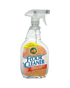 Earth Friendly Floor Cleaner - Lemon Sage - Case Of 6 - 22 Fl Oz.