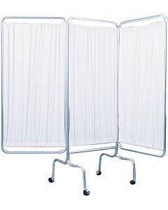 Drive Medical 3 Panel Privacy Screen W/casters    Drive Part No.13508