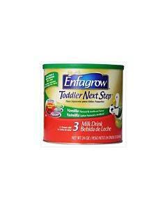 Enfagrow Toddler Next Step Powder 24oz Can, Vanilla Part No. 4735783 (1/ea)