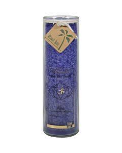 Aloha Bay - Unscented Chakra Jar Abundance Indigo - 1 Candle